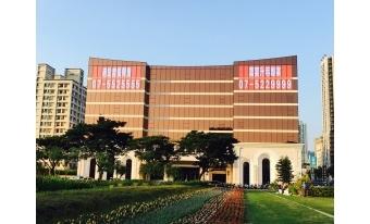 高雄林皇宮宴席P10 LED戶外電視牆