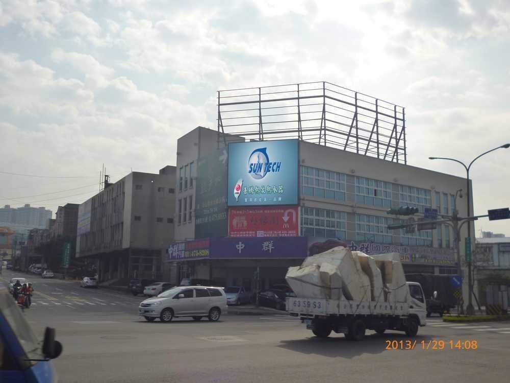 楊梅P20戶外LED電視牆