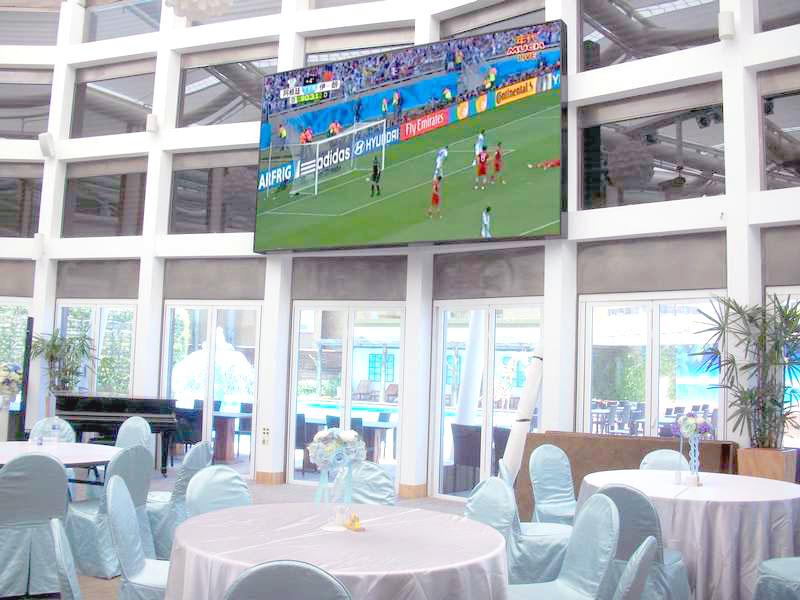 花蓮翰品酒店-P6室內LED電視牆