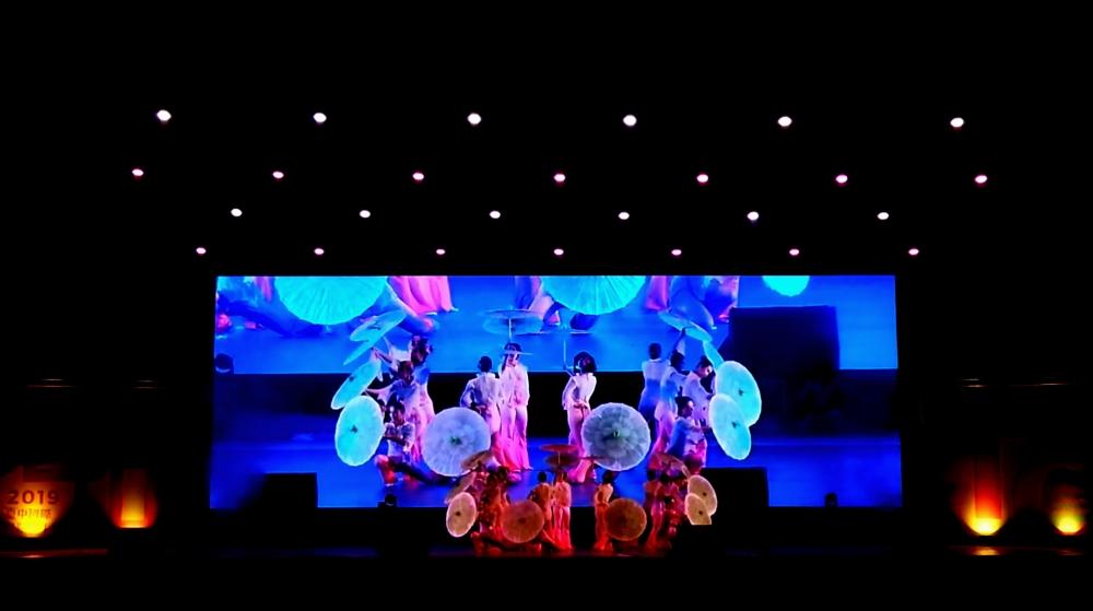 2019臺中國際舞蹈嘉年華LED電視牆租賃