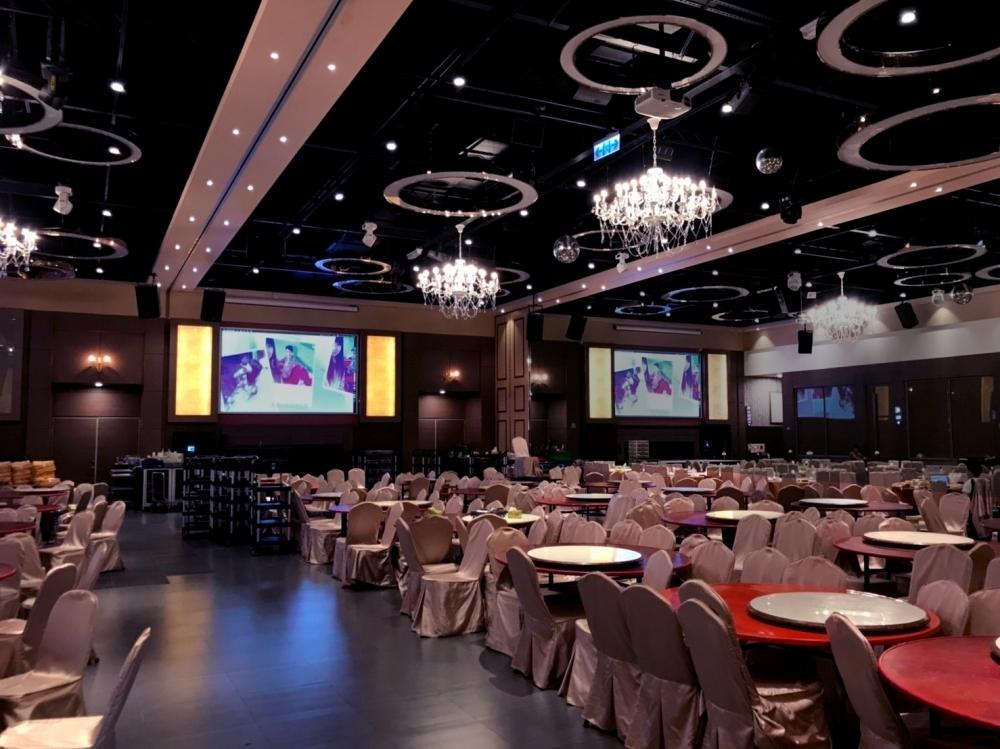 福宴樓C廳-P3室內LED電視牆