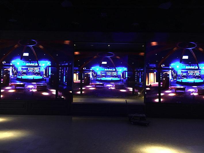 新莊頤璽婚宴會館-P3 LED 電視牆