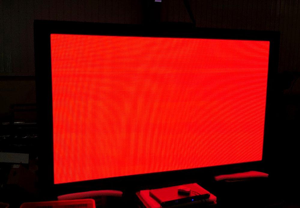 磁技有限公司-P5 LED戶外電視牆