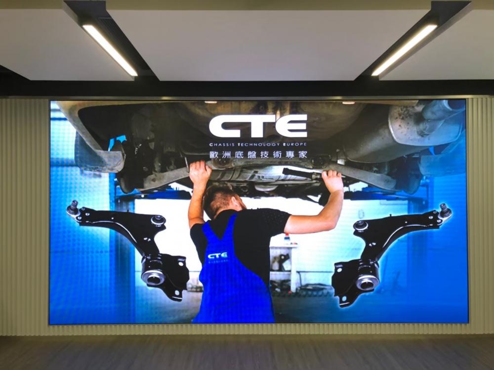 惠朋國際-P2.5室內LED電視牆